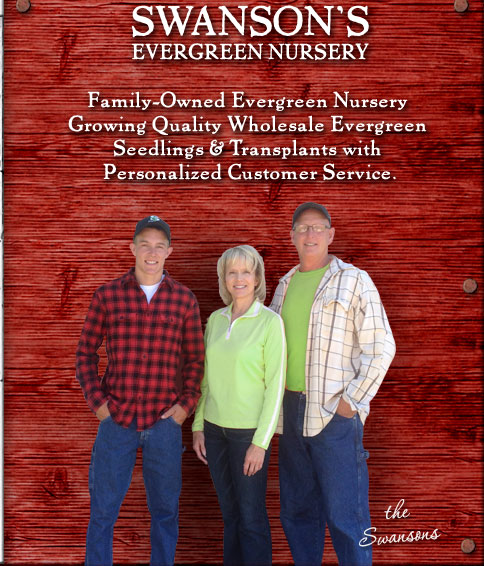 Swanson S Evergreen Nursery Est 2017 I Have A Pretty Neat Story To Tell You My Dad Started Planting Christmas Trees In 1989